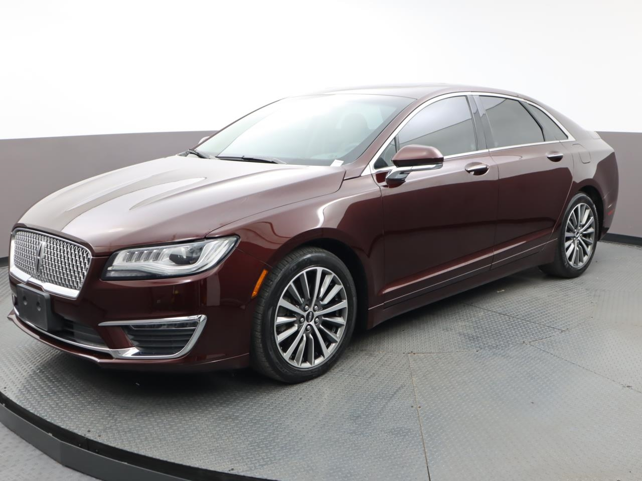 Used LINCOLN MKZ 2017 MIAMI SELECT