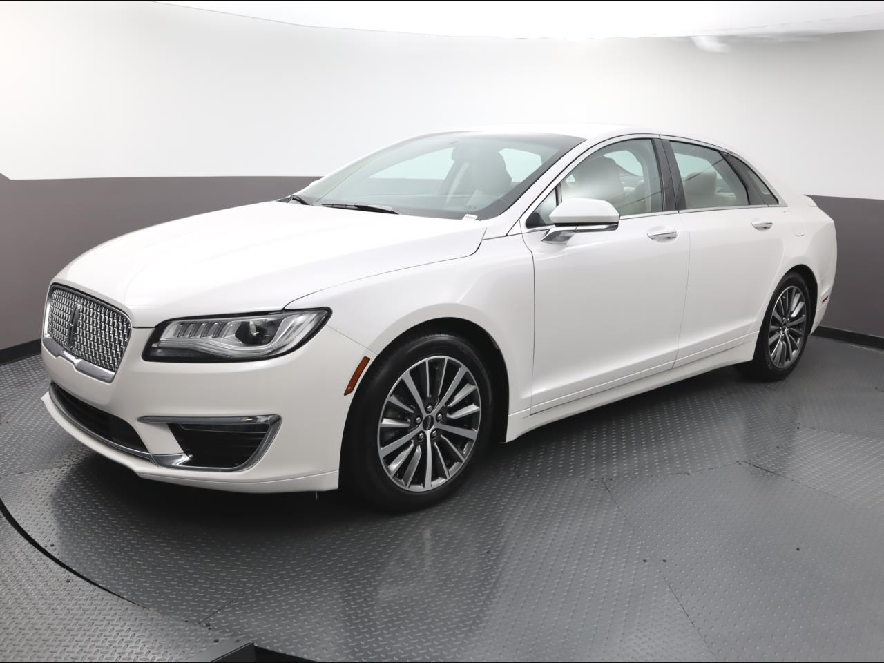 Used LINCOLN MKZ 2017 MARGATE HYBRID SELECT