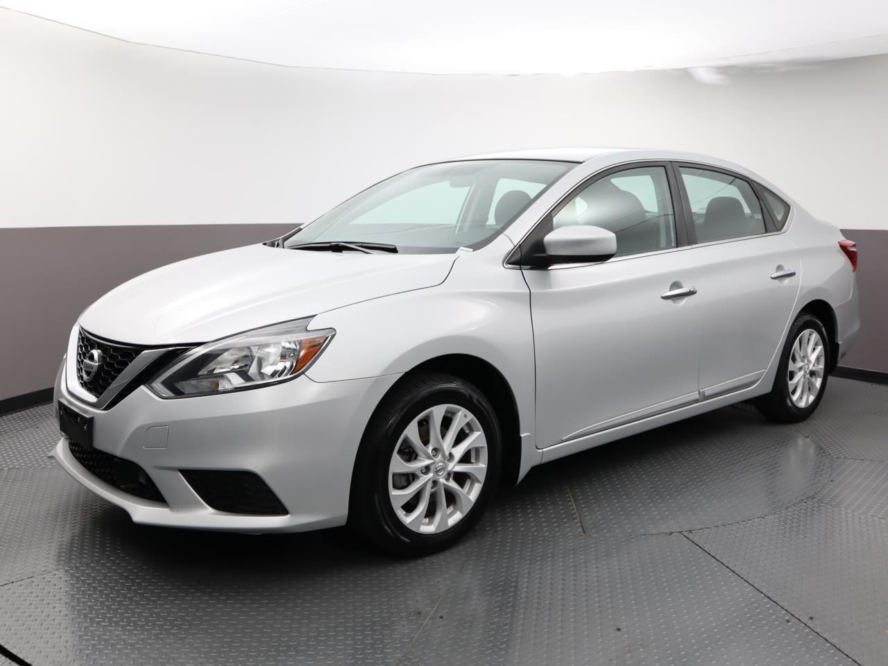 Used NISSAN SENTRA 2018 WEST PALM SV