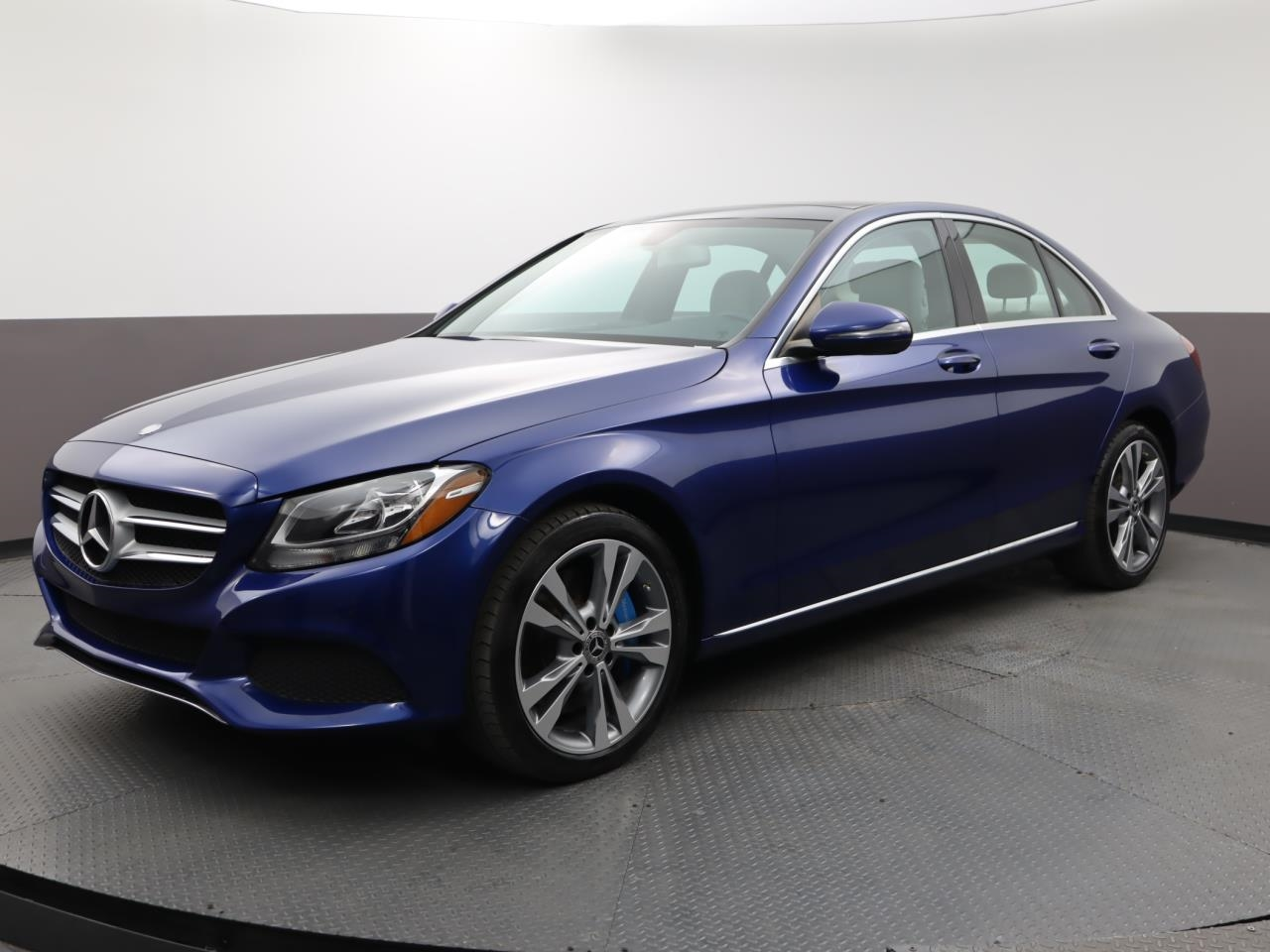 Used MERCEDES-BENZ C-CLASS 2017 WEST PALM C 350E