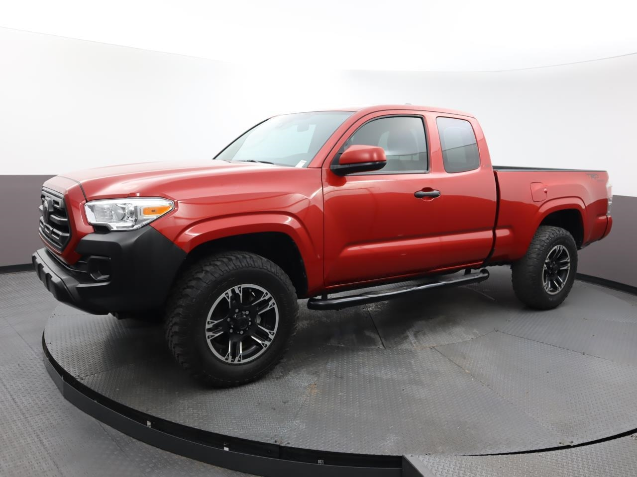 Used TOYOTA TACOMA 2018 WEST PALM SR