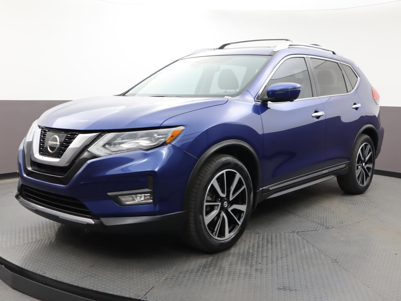 Used NISSAN ROGUE 2017 MARGATE SL