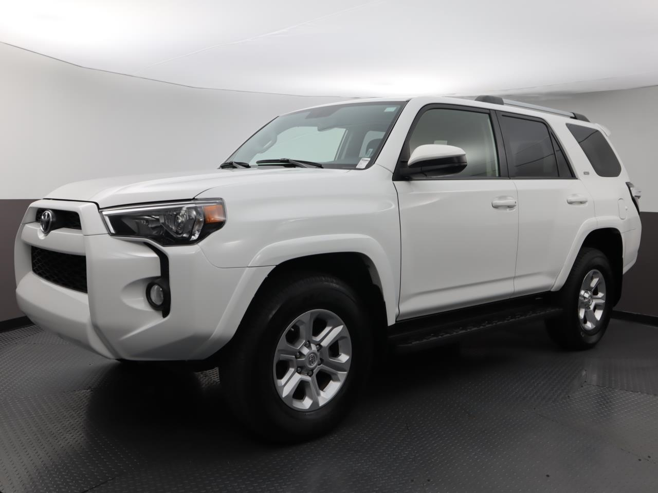 Used TOYOTA 4RUNNER 2019 WEST PALM SR5