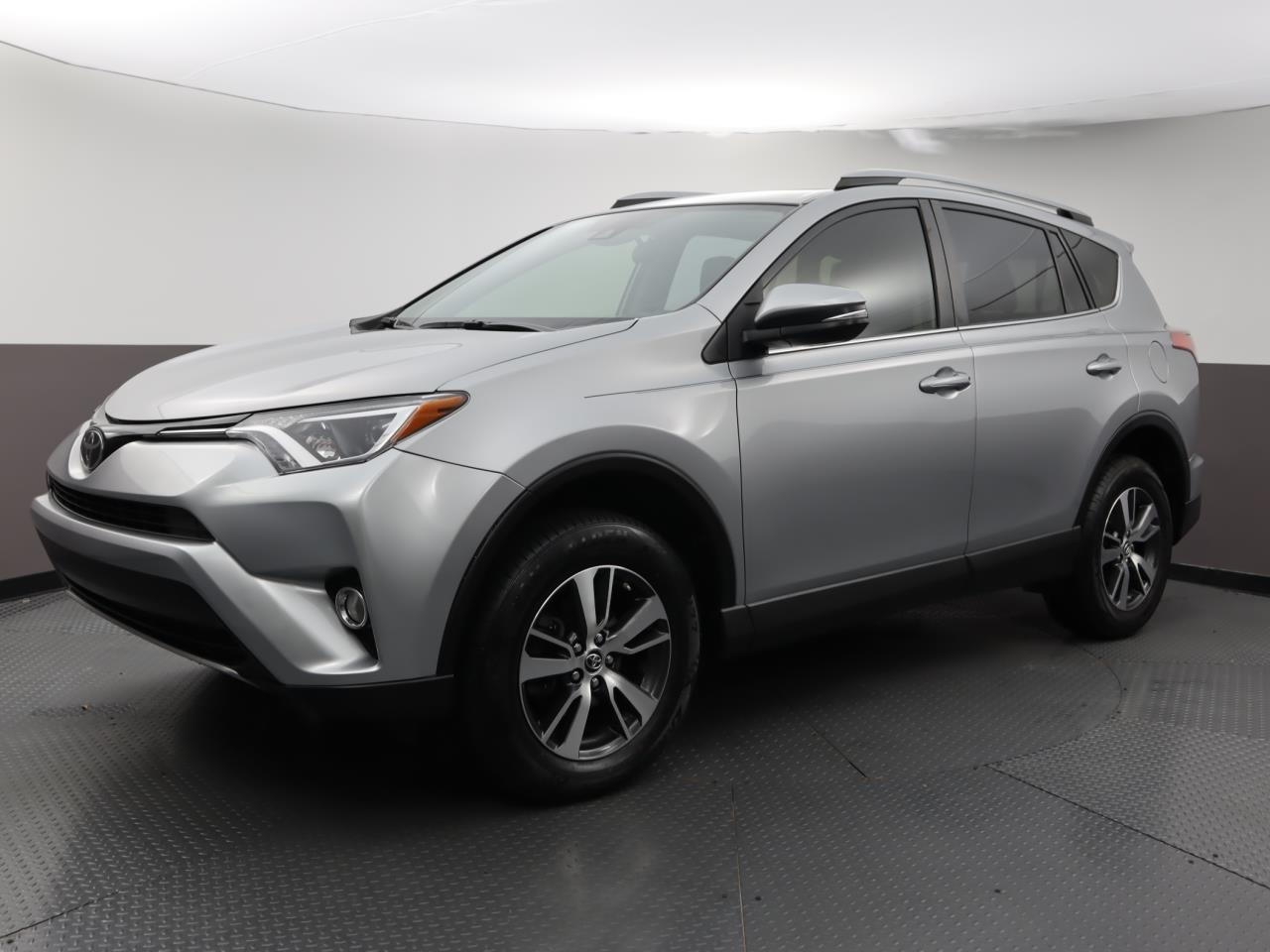 Used TOYOTA RAV4 2018 WEST PALM XLE
