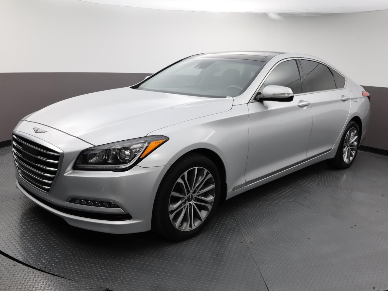 Used GENESIS G80-Premium 2017 WEST PALM 3.8L