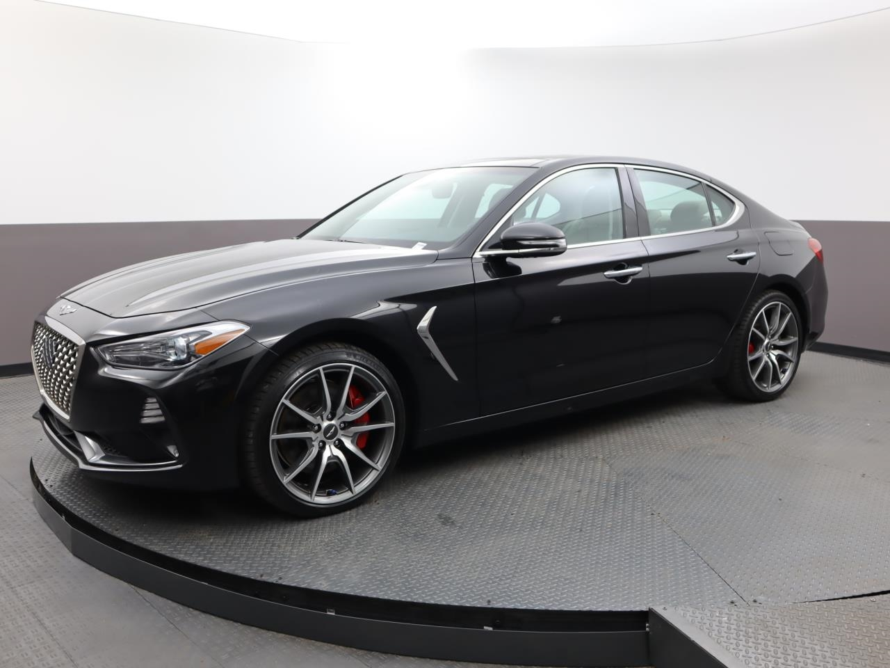 Used GENESIS G70 2019 MIAMI 3.3T ADVANCED