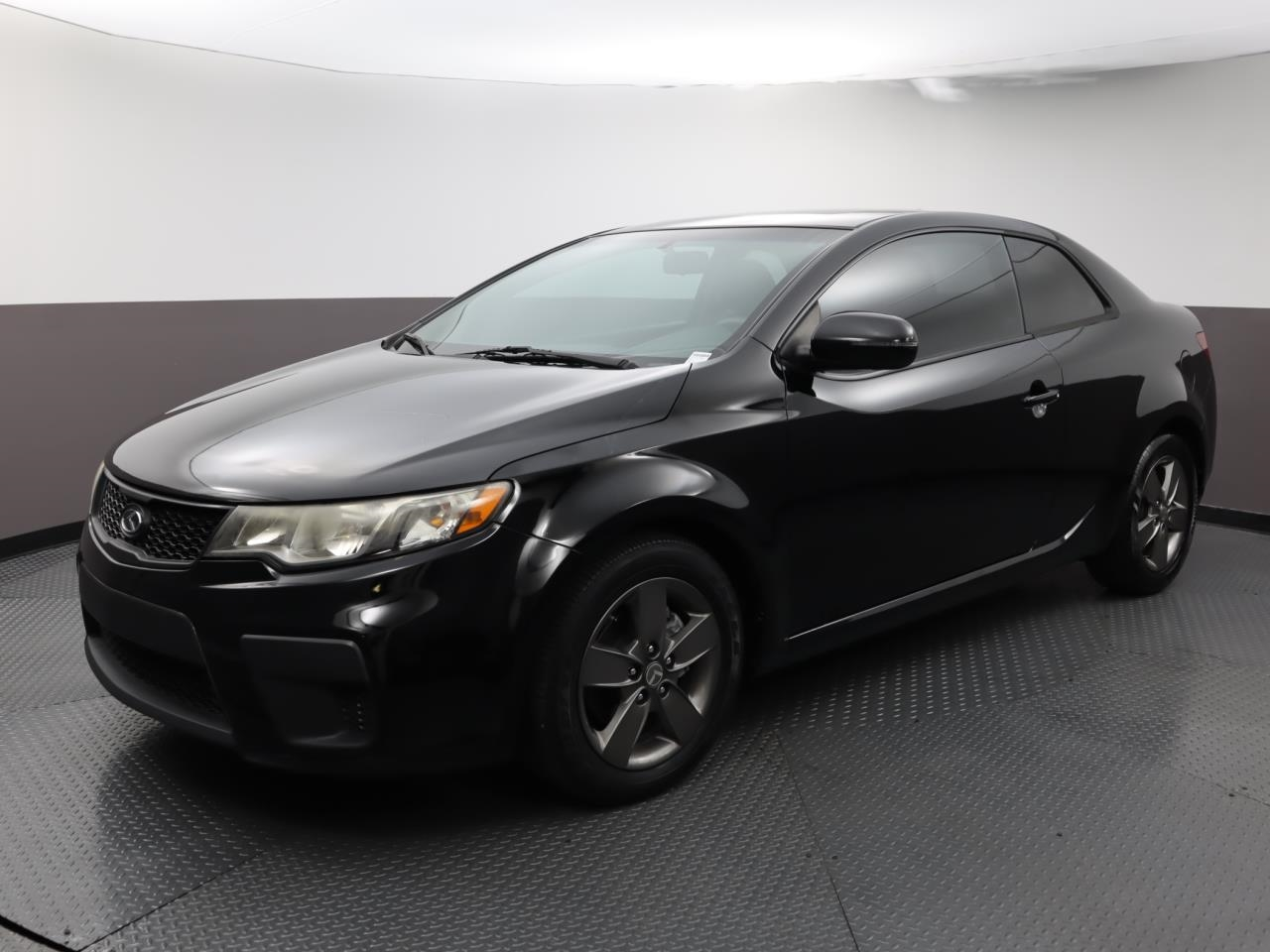 Used KIA FORTE-KOUP 2012 WEST PALM EX