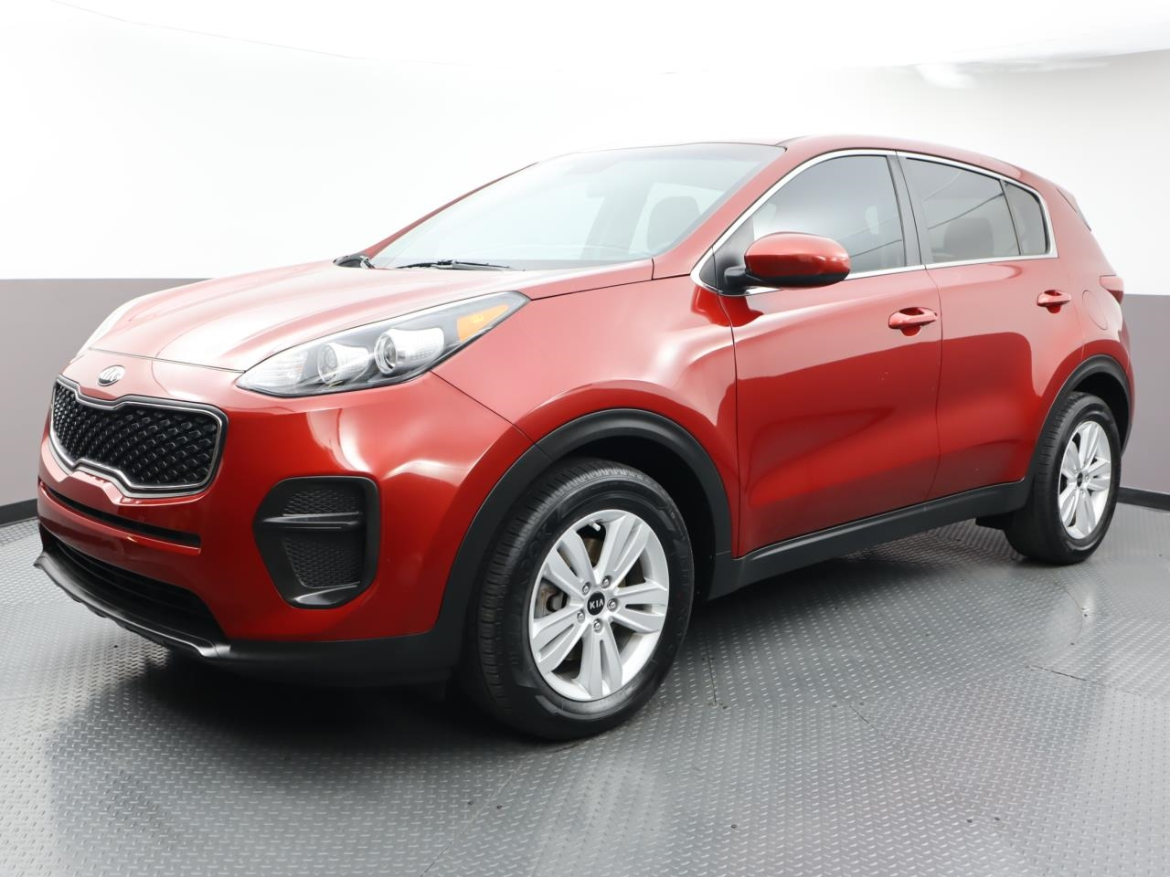 Used KIA SPORTAGE 2018 WEST PALM LX