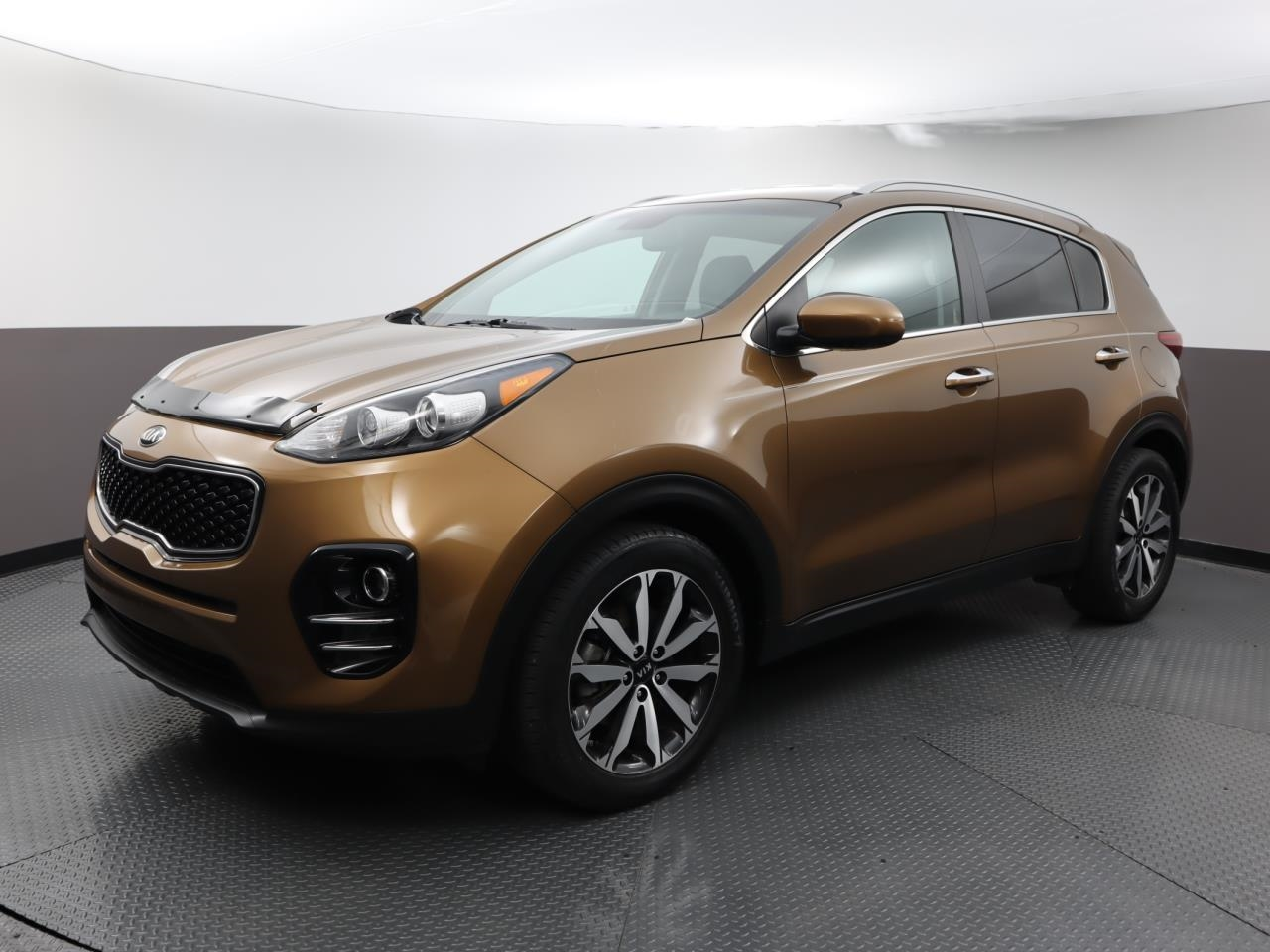 Used KIA SPORTAGE 2017 WEST PALM EX