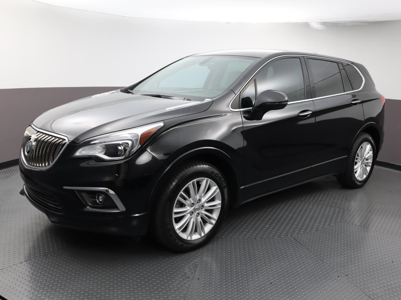 Used BUICK ENVISION 2017 WEST PALM PREFERRED