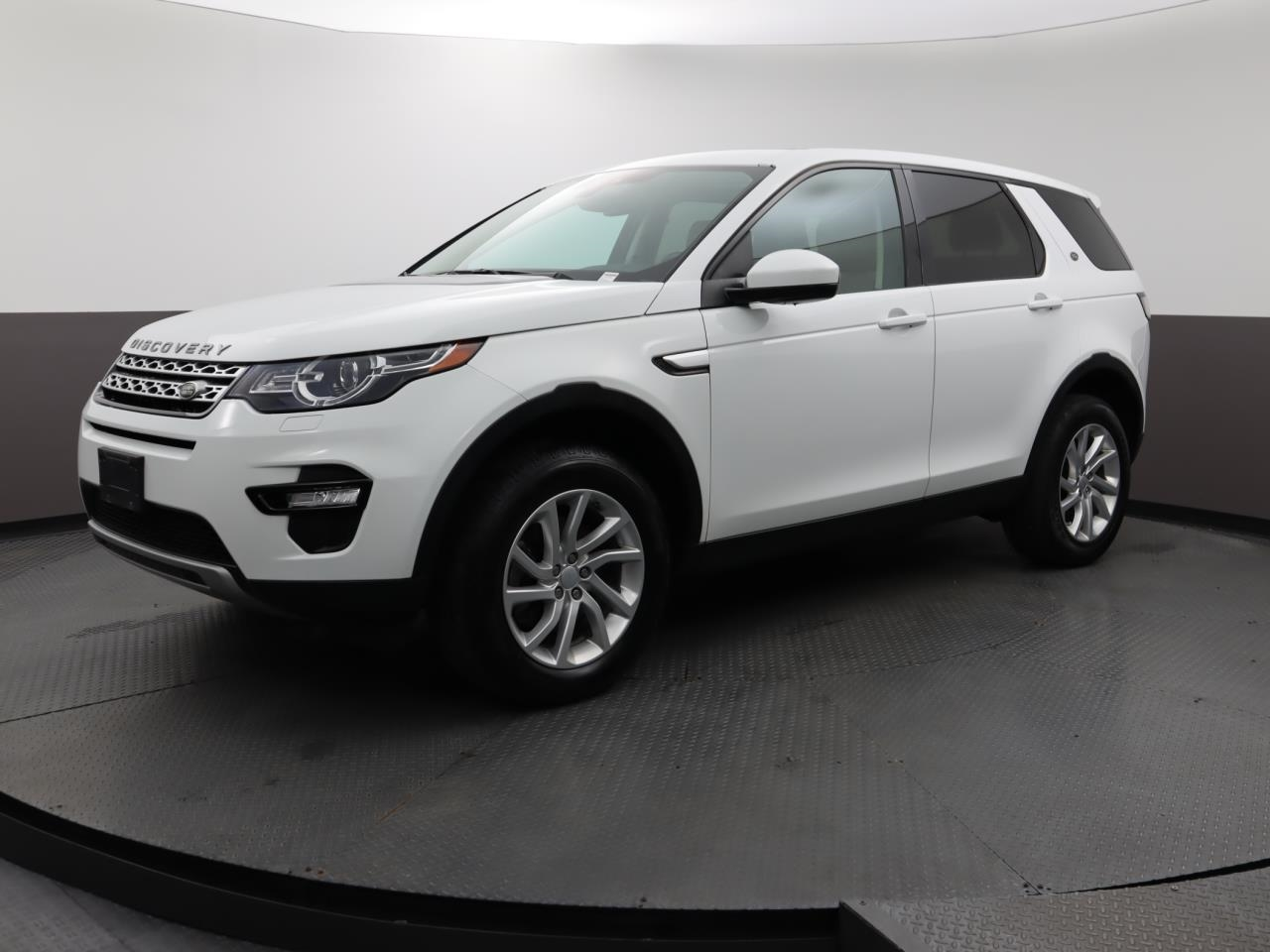 Used LAND-ROVER DISCOVERY-SPORT 2016 MIAMI HSE