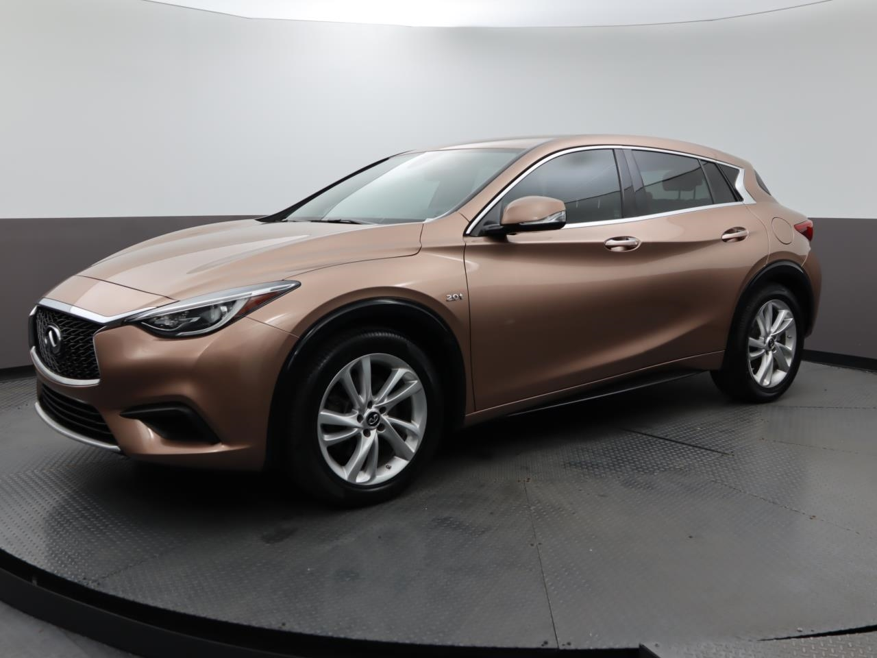 Used INFINITI QX30 2017 MIAMI