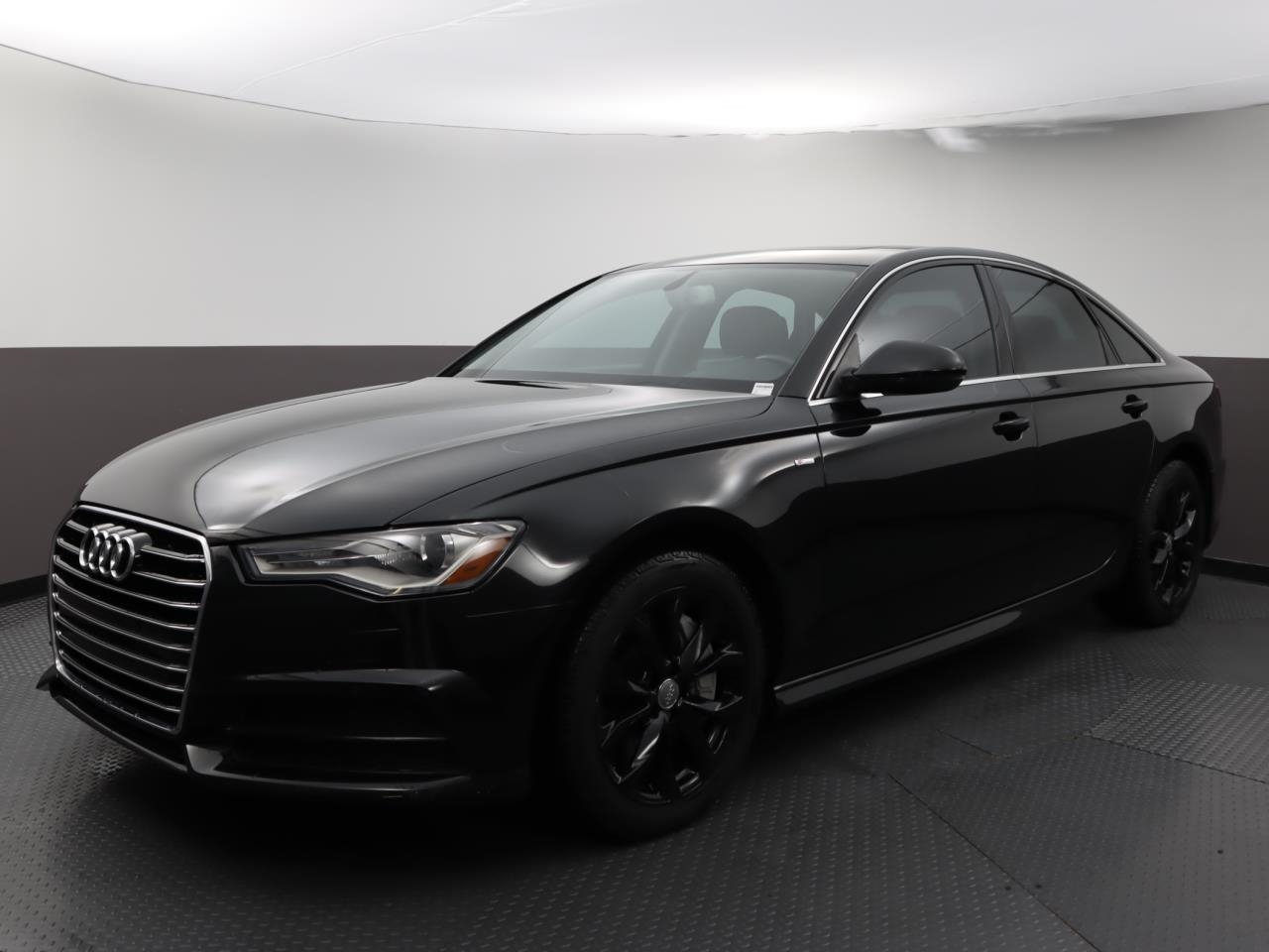 Used AUDI A6 2017 WEST PALM PREMIUM