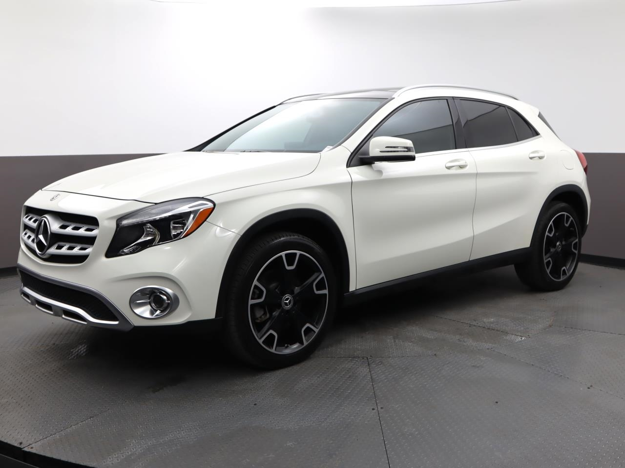 Used MERCEDES-BENZ GLA 2018 MARGATE GLA 250