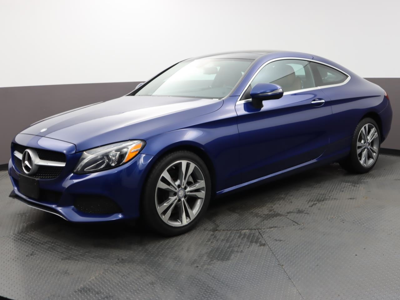 Used MERCEDES-BENZ C-CLASS 2017 MARGATE C 300
