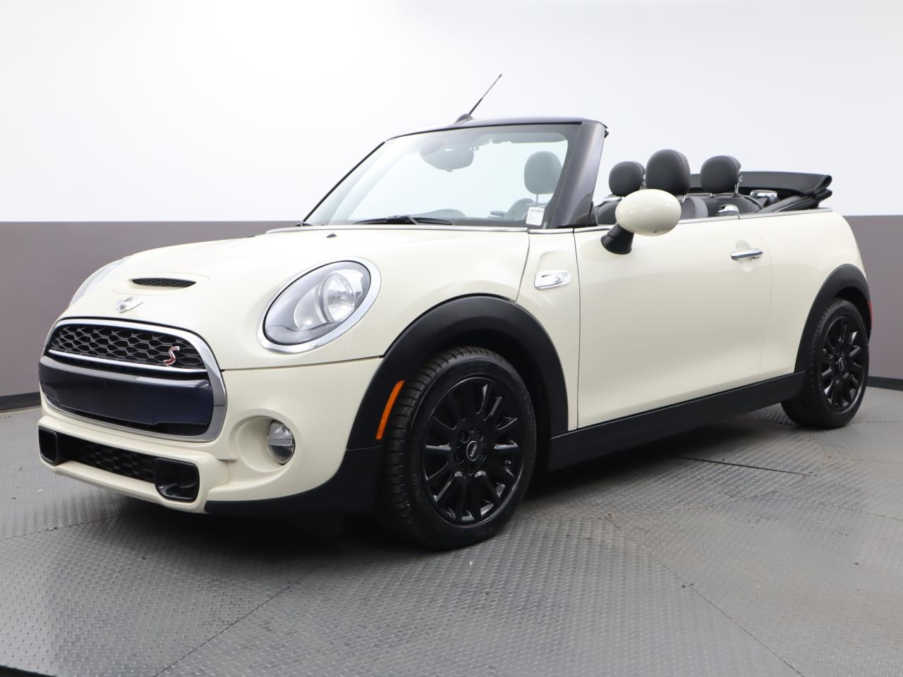 Used MINI CONVERTIBLE 2017 MARGATE COOPER S